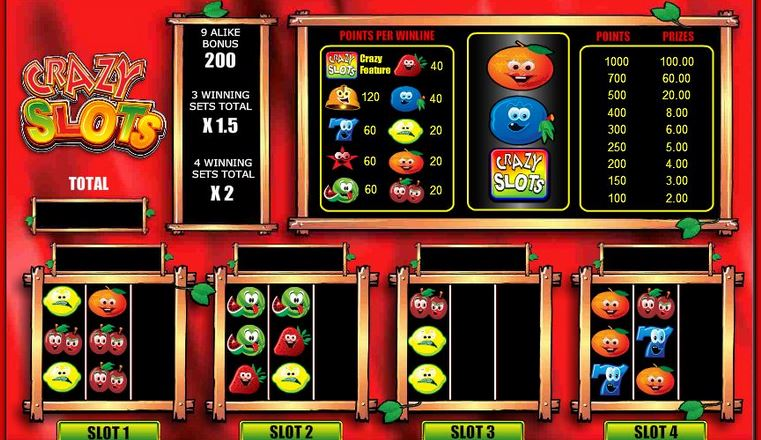 slot machine gratis games